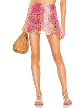 X Revolve Mini Skirt by Rococo Sand