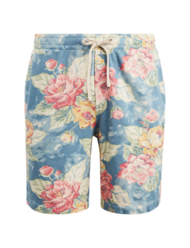 Floral Print Spa Terry Short by Ralph Lauren