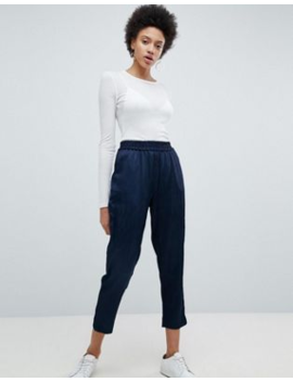 Selected Femme Cropped Pant by Selected