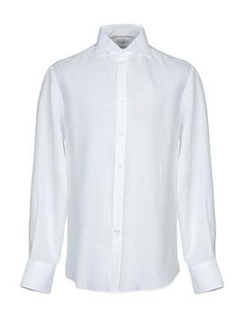 Brunello Cucinelli Linen Shirt   Shirts by Brunello Cucinelli