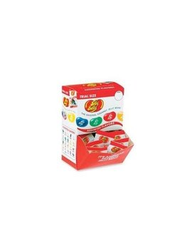 Jelly Belly Trial Size Gourmet Jelly Bean Pack   Case Of 80 by Marjack