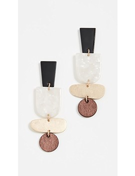 Mode Earrings by Shashi