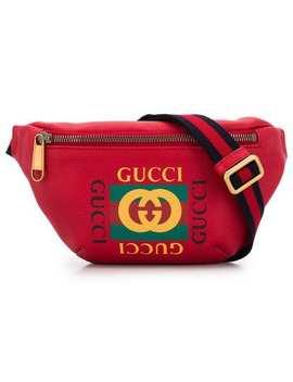 Logo Belt Bag by Gucci