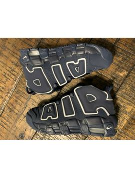 Nike Air More Uptempo (Gs) 5.5 Y Youth No Box Top 415082 401 by Nike