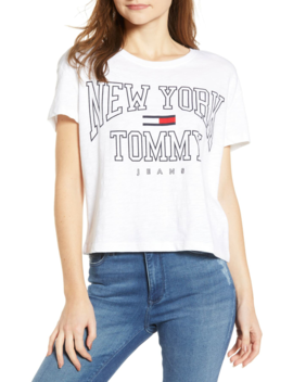 Tjw Boxy New York T Shirt by Tommy Jeans