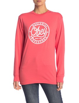 Since '89 Long Sleeve Tee by Obey