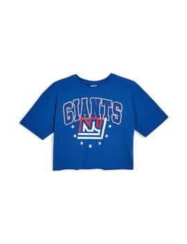 Ny Giants Crop Tee by Topshop