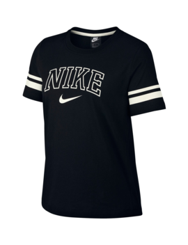 Nsw Short Sleeve Varsity Top by Nike
