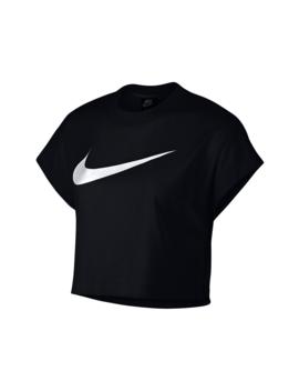 Swoosh Short Sleeve Crop Top by Nike