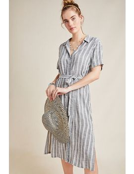 Cloth & Stone July Striped Shirtdress by Cloth & Stone
