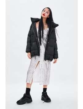 317f58024 Shoptagr | Sorona ® Dupont™ Puffer Jacket Outerweartrf by Zara
