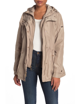Removable Anorak by Michael Kors