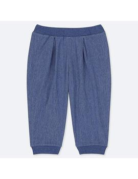 Toddler Relaxed Tapered Pants by Uniqlo
