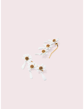 Into The Bloom Ear Crawlers by Kate Spade
