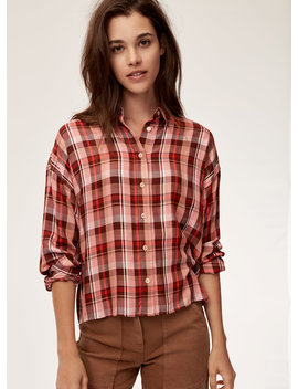 Tereza Shirt by Wilfred Free