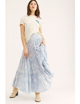 Jeannette Maxi Skirt by Free People