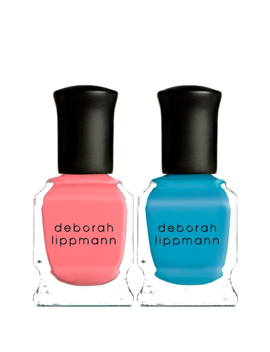 'life's A Beach' Nail Color Duo (Limited Edition) ($25 Value) by Deborah Lippmann
