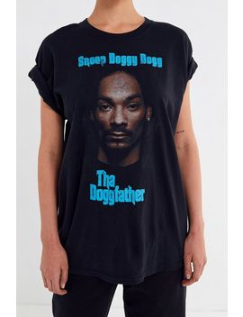 Day Snoop Dogg Tha Doggfather Tee by Day