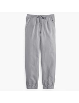 Petite Point Sur Seaside Pant In Linen Tencel™ by J.Crew