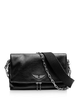 Rocky Leather Crossbody by Zadig &Amp; Voltaire
