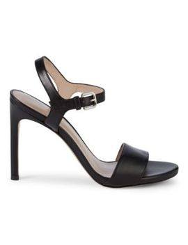 leather-stiletto-slingback-sandals by stuart-weitzman