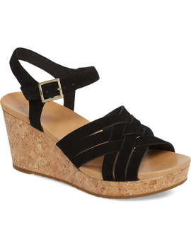 Uma Wedge Sandal by Ugg®