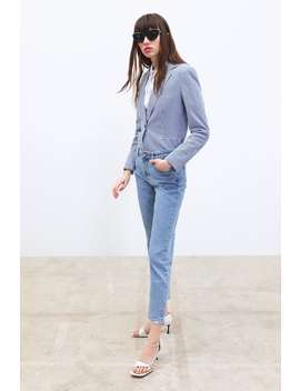 Z1975 Mom Jeans New Inwoman by Zara