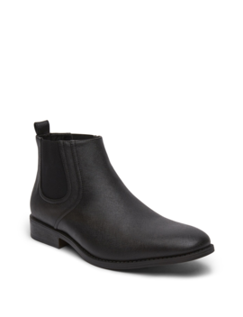 Half N' Half Chelsea Boot by Unlisted, A Kenneth Cole Production
