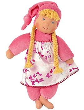 Kathe Kruse   Waldorf Schatzi Plush Toy, Pink by Käthe Kruse