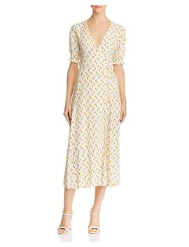 Hana Wrap Dress by Faithfull The Brand