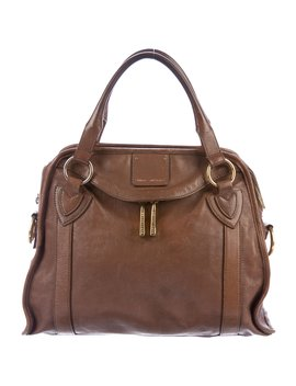 Leather Wellington Bag by Marc Jacobs