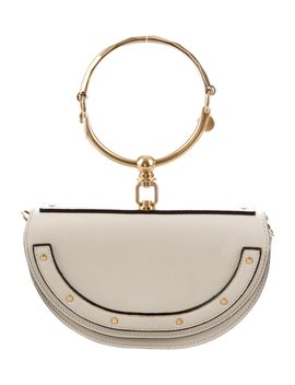 Nile Minaudière Bracelet Bag by Chloé