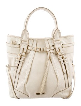 Python Tote by Burberry