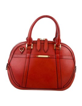 Small Orchard Bowler Bag by Burberry