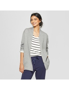 Women's Colorblock Open Cardigan   A New Day by A New Day