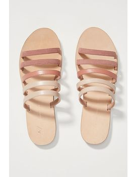 Anthropologie Juliet Slide Sandals by Anthropologie