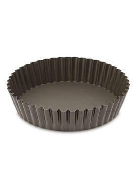 Gobel Standard Nonstick Round Quiche Pan by Williams   Sonoma