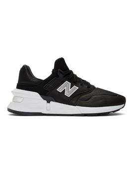 sélection premium f7239 6b413 Shoptagr | Black New Balance Edition Ms997 Sneakers by Comme ...