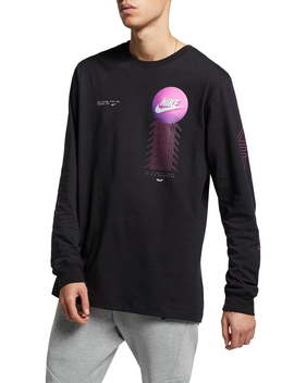 Sportswear Revolution Men's Long Sleeve T Shirt by Nike