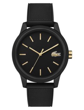 12.12 Rubber Strap Watch, 42mm by Lacoste