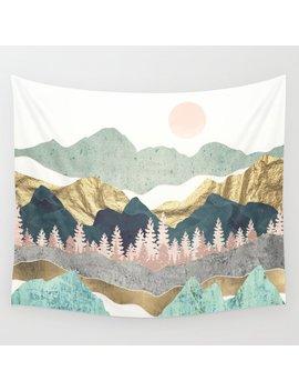 Summer Vista Wall Tapestry by Society6