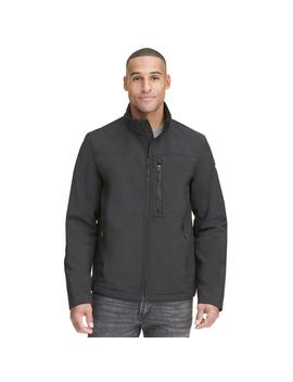 Softshell Jacket W/ Stand Collar by Wilsons Leather