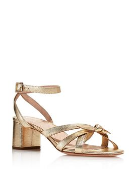 Women's Anny Open Toe Leather High Heel Sandals by Loeffler Randall