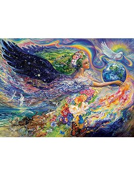 Buffalo Games   Josephine Wall   Earth Angel   1000 Piece Jigsaw Puzzle by Buffalo Games