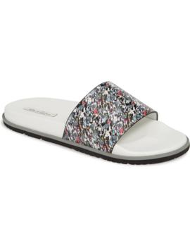 Maxfield Slide Sandal by Robert Graham