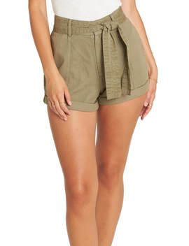 Day After Day Belted Shorts by Billabong