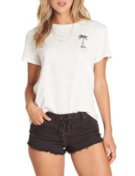 Tropical Vibes Graphic Tee by Billabong