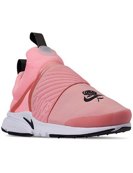Girls' Presto Extreme Valentine's Day Running Sneakers From Finish Line by Nike