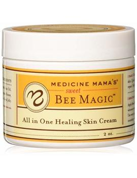 Medicine Mama's Apothecary Sweet Bee Magic All In One Healing Skin Cream, 2 Ounce by Medicine Mama's Apothecary