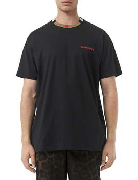 Jayson Icon Stripe T Shirt by Burberry